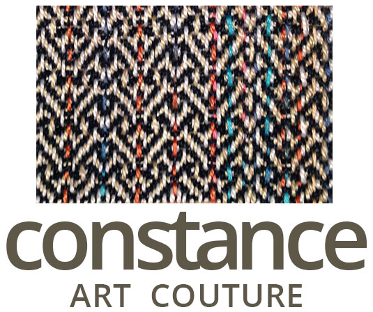 Handwoven Art Couture Textiles for Fashion and Home