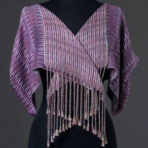 Luxurious reversible silk stole – Intrepid