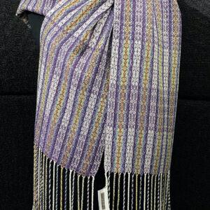 SBS-43 intrepid silk scarf