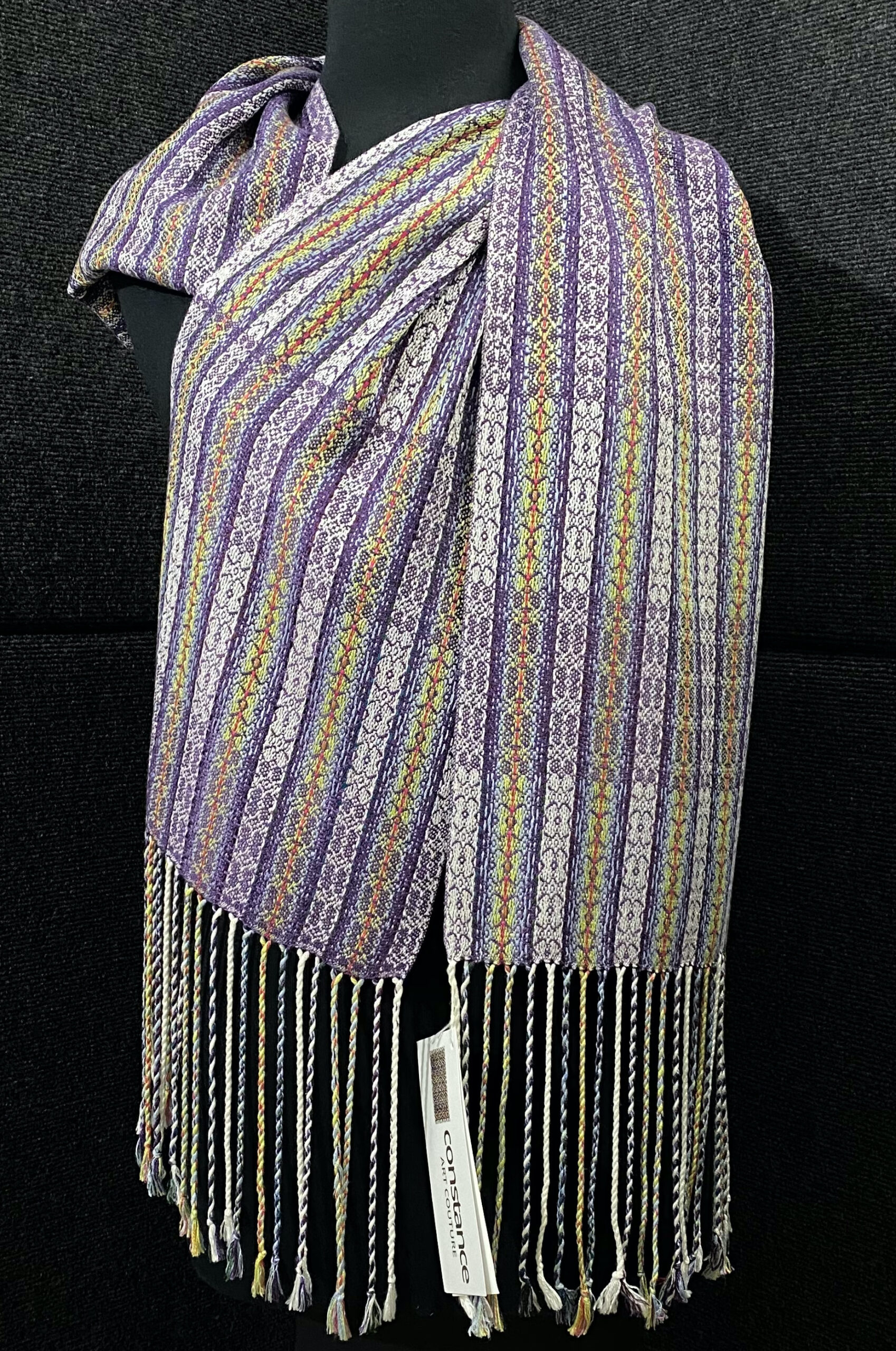 SBS-43 intrepid silk scarf