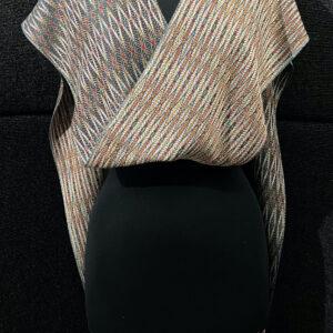 SBS-45 Black Forest silk scarf