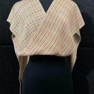SBS-49 Narcissus silk scarf